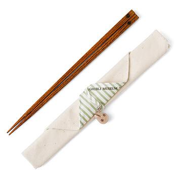 ジブリ美術館オリジナル 箸 みどり
